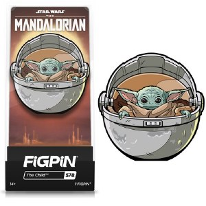 FigPin Star Wars The Mandalorian The Child Pin