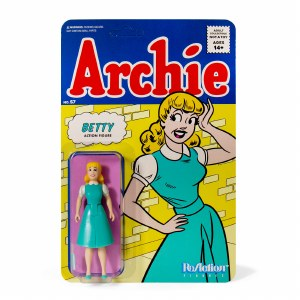 Archie ReAction Betty Action Figure