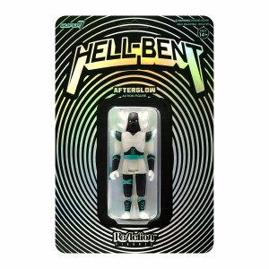 Hell-Bent Afterglow ReAction Figure