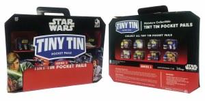 Star Wars Tiny Tins S1 Blind Box
