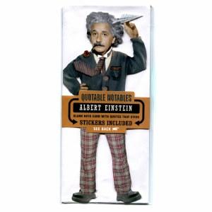 Einstein Notecard