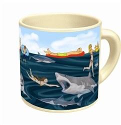 Disappearing Shark Mug