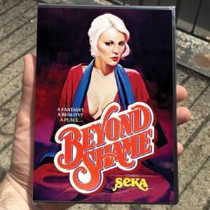 A Place Beyond Shame DVD