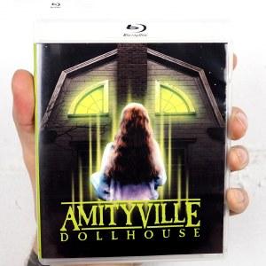 Amityville Dollhouse Blu ray