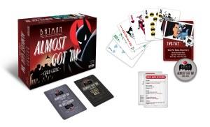 Batman Almost Im Card Game