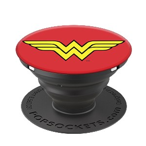 Wonder Women Logo Popsocket