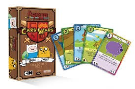 Adventure Time Card Wars Finn vs Jake Collectors Pack