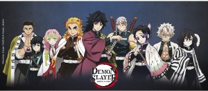 Demon Slayer Pillars Mug 11oz