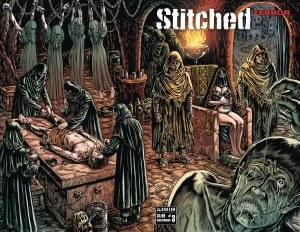 Stitched Terror #3 Wrap