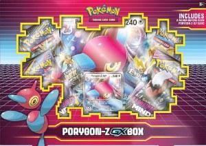Pokemon Porygon-Z GX Box