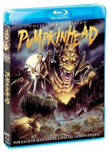 Pumpkinhead Blu ray