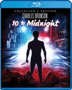 10 to Midnight Blu Ray