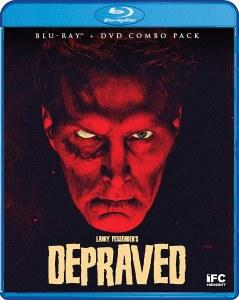 Depraved Blu ray