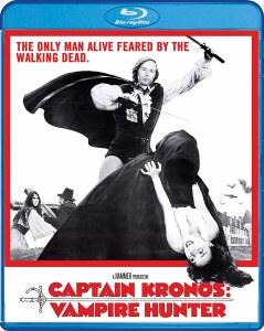 Captain Kronos Vampire Hunter Blu ray