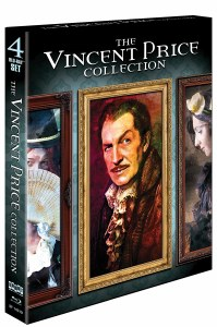 Vincent Price Collection Blu ray