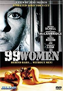 99 Women Unrated DVD
