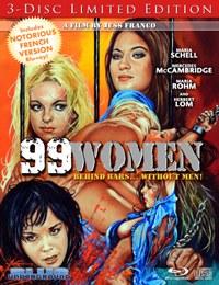99 Women French Version Blu Ray
