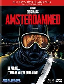 Amsterdamned Br DVD