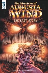 Adv Of Augusta Wind Last Story #3 Subscription Var