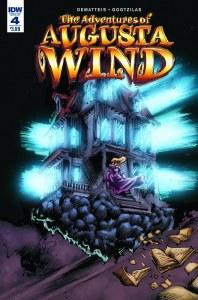 Adventures of Augusta Wind Last Story #4