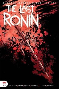 TMNT The Last Ronin #2 2nd Ptg