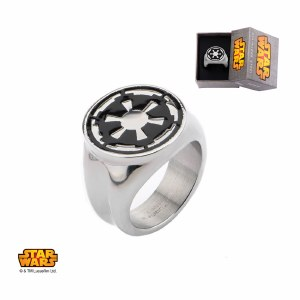 SW Imperial Symbol Ring Size 15