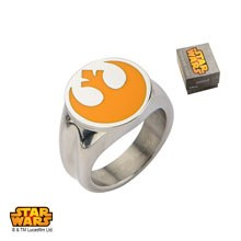 Star Wars Rebel Symbol Ring Size 12