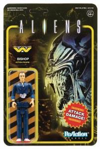 Aliens Bishop ReAction Figure