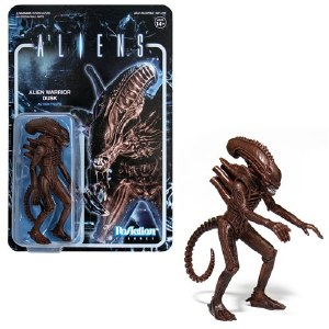 Aliens Alien Warrior Dusk ReAction Figure