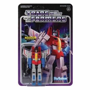 Transformers ReAction Starscream Figure