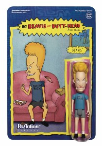 Beavis and Butthead Beavis ReAction Figure
