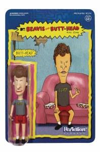 Beavis and Butthead Butthead ReAction Figure