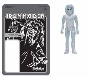Iron Maiden ReAction Twilight Zone Spectral Eddie Action Figure