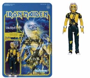 Iron Maiden ReAction Life After Death Risen Eddie Action Figure