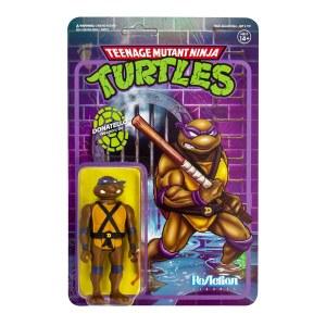 Teenage Mutant Ninja Turtles ReAction Donatello Action Figure