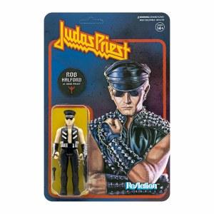 Judas Priest ReAction Rob Halford Action Figure