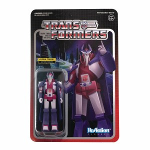 Transformers ReAction Alpha Trion Action Figure