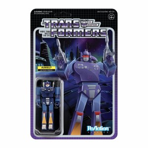 Transformers ReAction Rumble Action Figure