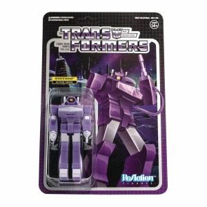 Transformers ReAction Shockwave Action Figure