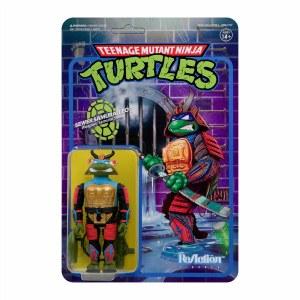 Teenage Mutant Ninja Turtles ReAction Leo the Sewer Samurai Action Figure