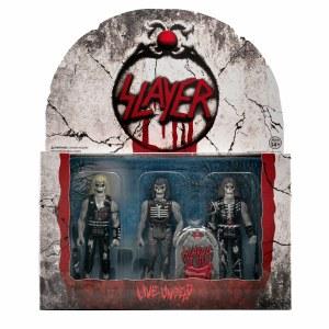 Slayer ReAction Live Undead 3 Pk
