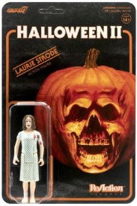 Halloween II Laurie Strode ReAction Figure