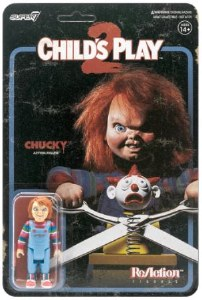 Childs Play 2 Evil Chucky ReAction Figure