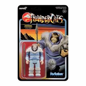 Thundercats ReAction Snowman of Hook Mountain Action Figure
