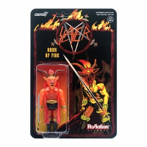 Slayer Born of Fire Minotaur ReAction Figure