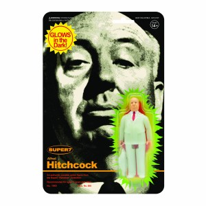Alfred Hitchcock ReAction Monster Glow Figure