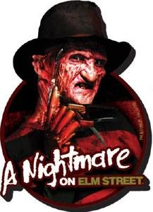 A Nightmare on Elm Street Freddy Chunky Magnet