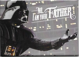 Star Wars I am Your Father Magnet