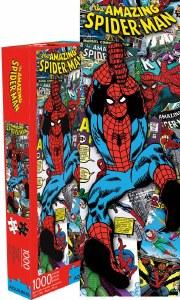 Slim Spider-Man 1000 Piece Puzzle