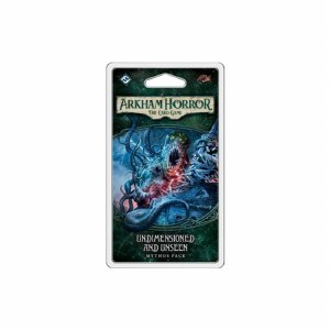 Arkham Horror Undimensioned and Unseen Expansion